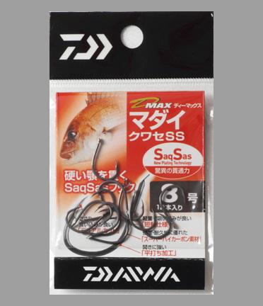 D-MAX マダイクワセSS