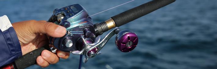 最新タックルで攻めるヒラメ釣り