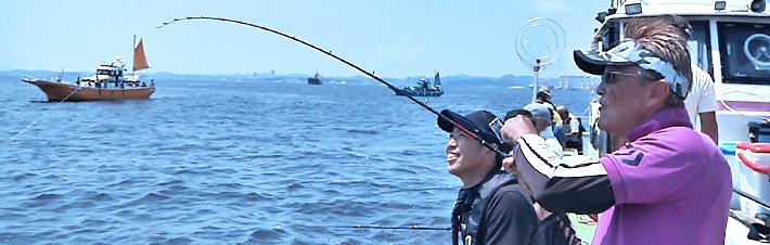 マダコ最前線 エギタコロッドで東京湾のマダコ攻略!
